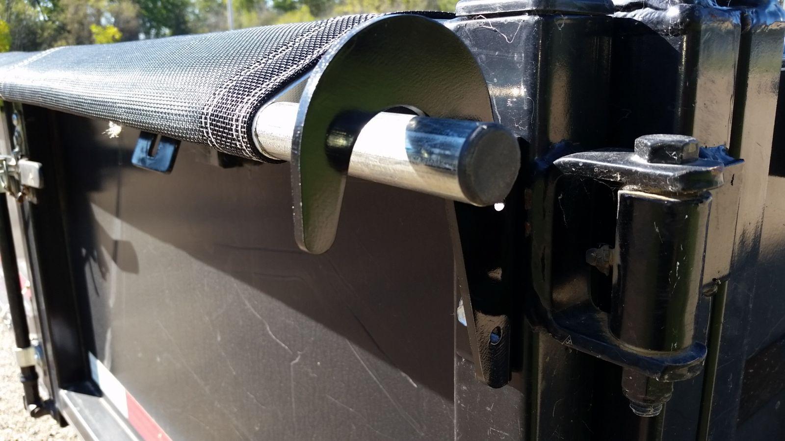 PT- Lock bracket rear